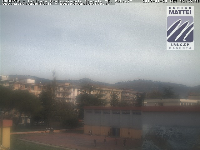 Webcam Caserta CE
