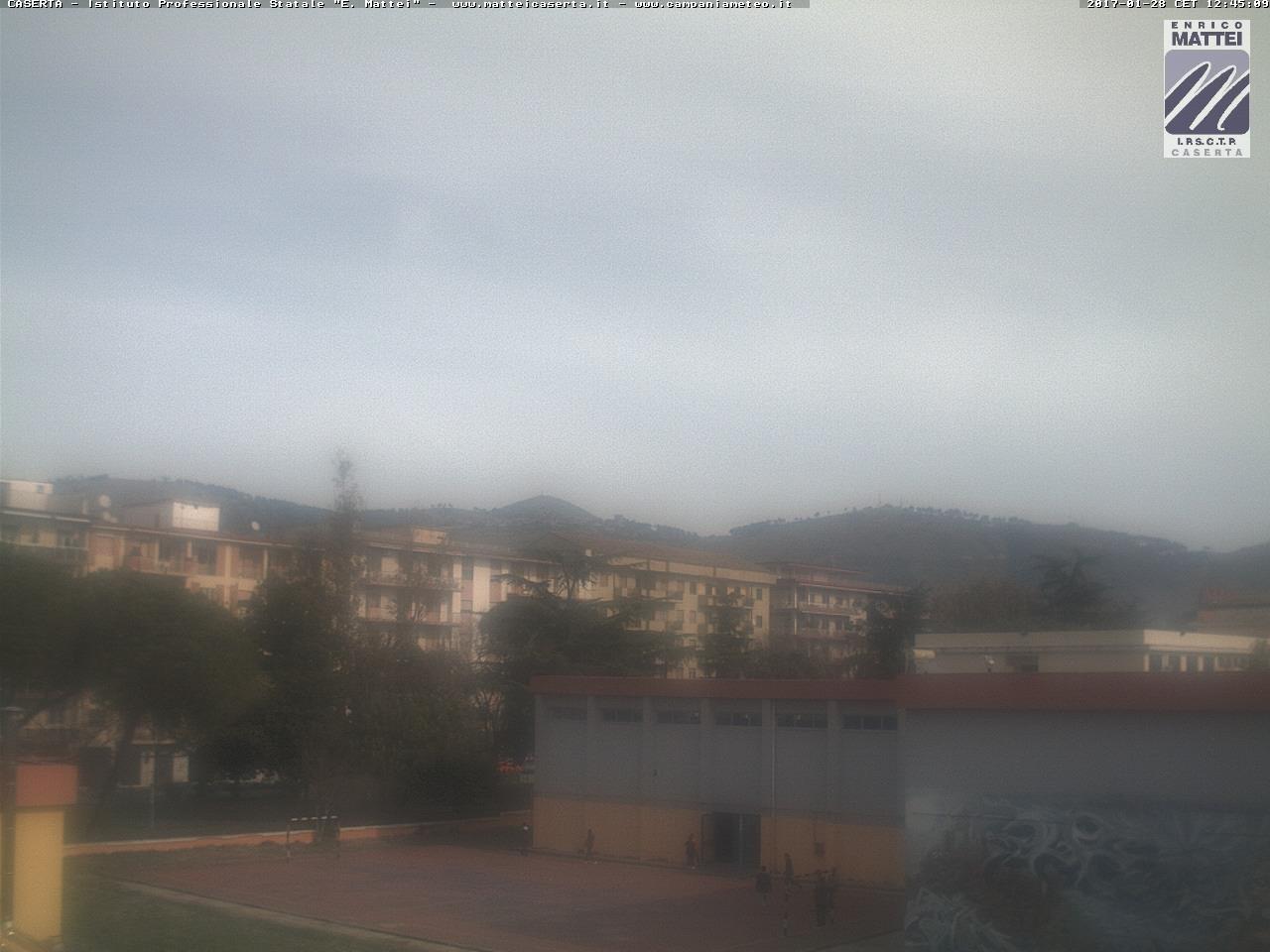 Webcam Caserta - Campania Meteo