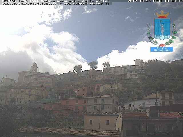 Webcam Mercogliano Capocastello AV