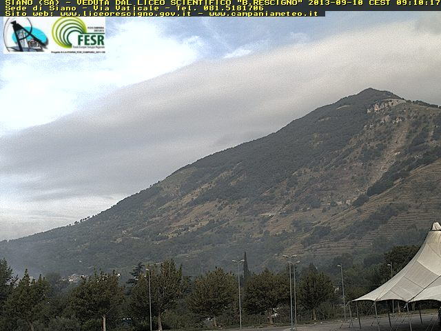 Webcam Siano, Salerno