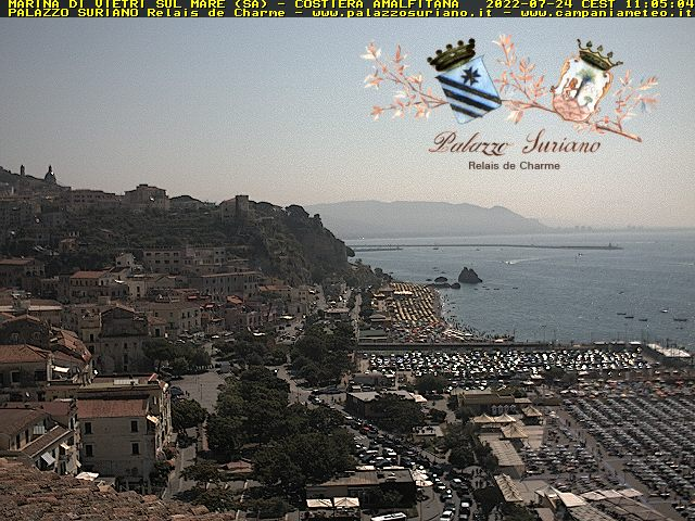 Webcam Vietri sul Mare